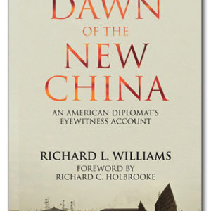 Cover of At the Dawn of the New China